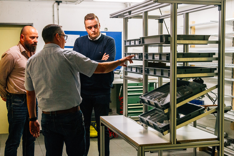 Lean Production LAN Pro AG