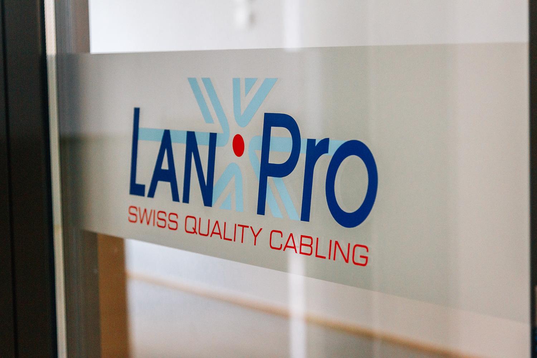 LAN Pro AG Logo
